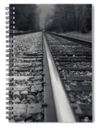 It Is Coming Spiral Notebook