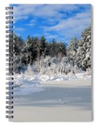 It Snow Reason Spiral Notebook