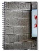 It Still Exists Spiral Notebook