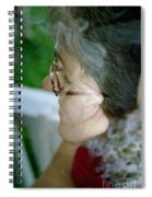 Double   W O W Spiral Notebook