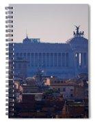Italian Democracy Spiral Notebook