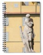 Italian Dream.. Spiral Notebook