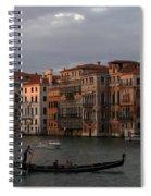 Italian Evening Spiral Notebook