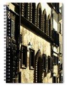 Italian Facades  Spiral Notebook