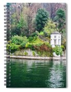 Italian Gazebo Spiral Notebook