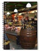 Italian Grocery Spiral Notebook