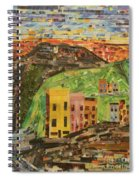 Italian Village Spiral Notebook
