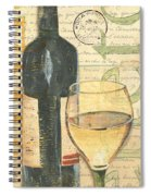 Italian Wine And Grapes 1 Spiral Notebook