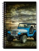 It's A Jeep Thing Spiral Notebook