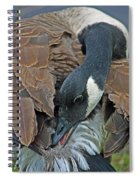 Its A Long Stretch Spiral Notebook