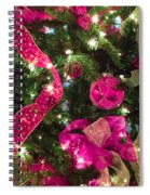 It's A Pink Christmas Spiral Notebook