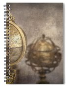 Its A Small World Spiral Notebook