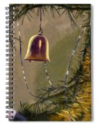 It's A Wonderful Life Bevin Bell Factory East Hampton Connecticut Spiral Notebook