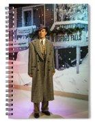 It's A Wonderful Life Spiral Notebook