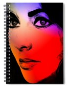 Its All In My Eyes Spiral Notebook