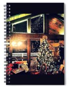 It's Beginning To Look Like Christmas Spiral Notebook