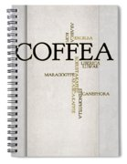 It's Coffee Time Spiral Notebook