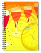 Its Five O'clock Somewhere Spiral Notebook
