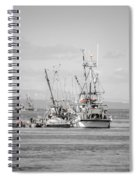 It's Go Time Herring Season Spiral Notebook