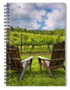 It's Happy Hour Spiral Notebook