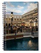 It's Not Venice Spiral Notebook