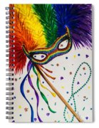 It's Party Time Spiral Notebook