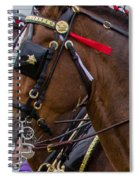 It's Pretty Horse Day Spiral Notebook