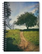 It's Time To Get Up That Hill Spiral Notebook