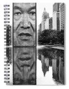 I've Just Seen A Face Spiral Notebook