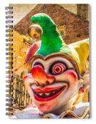 I've Never Liked Clowns Spiral Notebook