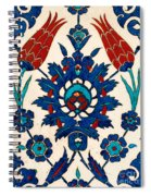 Iznik 03 Spiral Notebook