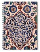 Iznik 04 Spiral Notebook