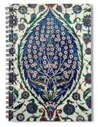 Iznik 07 Spiral Notebook