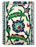 Iznik 20 Spiral Notebook
