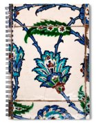 Iznik 21 Spiral Notebook