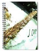 J. Cairo Spiral Notebook
