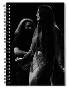 J G B #14 Spiral Notebook