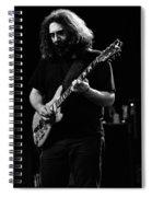 J G B #21 Spiral Notebook
