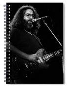 J G B #29 Spiral Notebook
