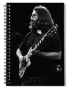 J G B #3 Spiral Notebook