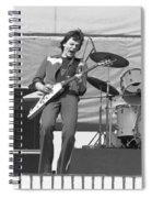 J. Geils At Day On The Green 1976 Spiral Notebook
