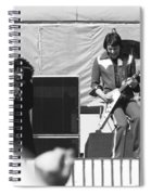 Day On The Green 6-6-76 Spiral Notebook