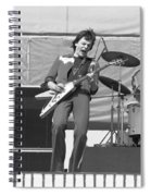 J. Geils In Oakland 1976 Spiral Notebook