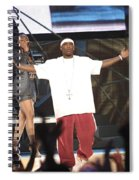 Ja Rule Spiral Notebook