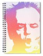 Jack Nicholson - 2 Spiral Notebook