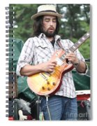 Jackie Greene Spiral Notebook