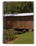 Jack's Creek Bridge Spiral Notebook