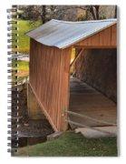 Jacks Creek Historic Bridge Spiral Notebook