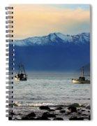 Jackson Bay South Westland New Zealand Spiral Notebook