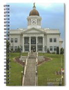 Jackson County Courthouse Spiral Notebook